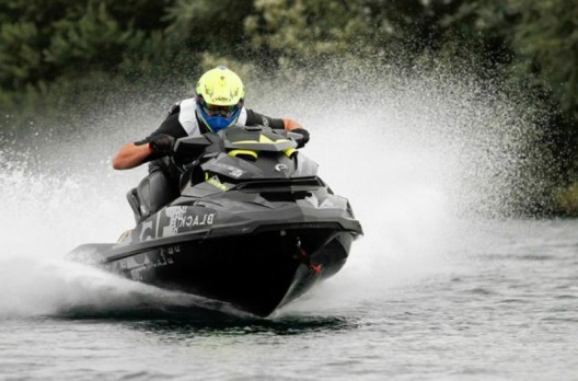 Black edition 360 is the worlds fastest jet ski and goes from 0 to 80mph in just 3 seconds