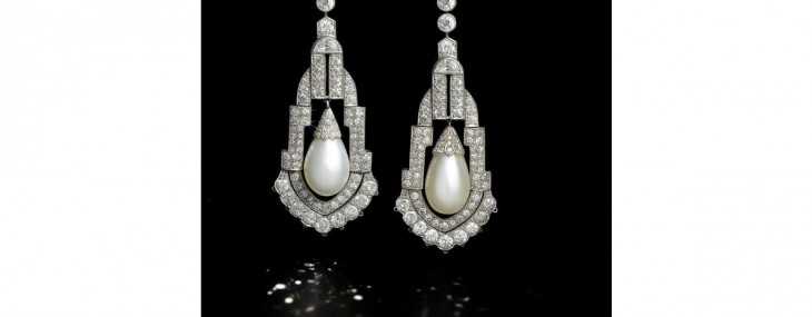 Dazzling blue diamonds and historic pearls among highlights of Bonhams Fine Jewelry Sale