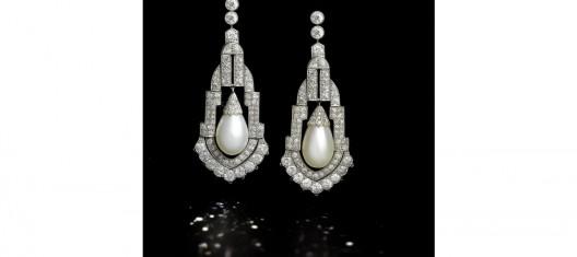 Dazzling blue diamonds and historic pearls among highlights of Bonhams Fine Jewelry Sale