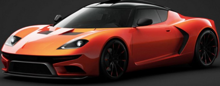 California based supercar maker Bulleta Motors unveils the RF22