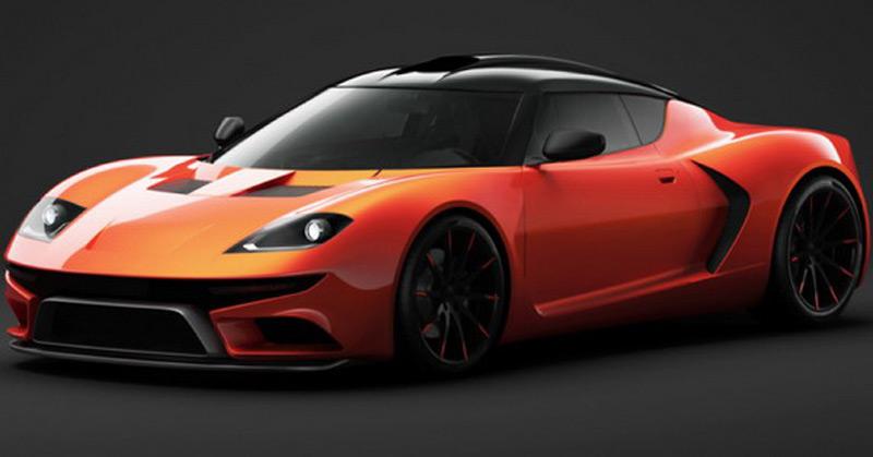 California based supercar maker Bulleta Motors unveils the RF22