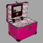 New Candy Limited Edition Luggage by Globe-Trotter