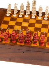 Carved-Bone-Mexican-Made-Chess-Set