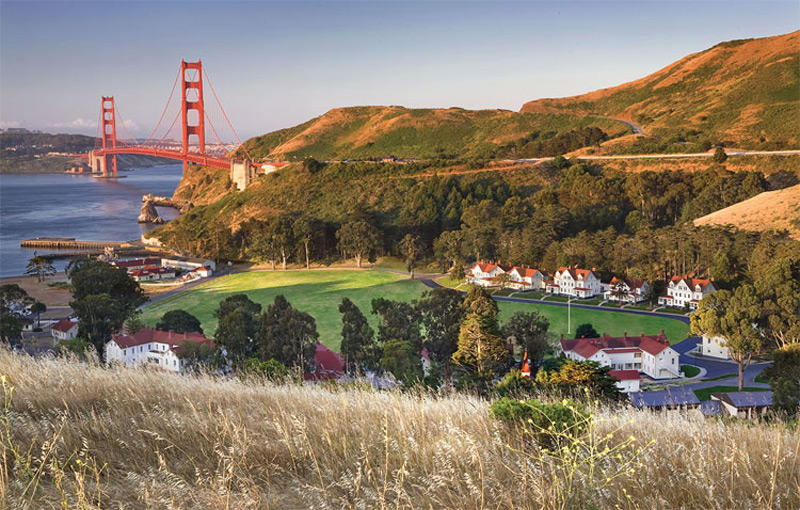 Sausalito's Cavallo Point Lodge: A Modern Hotel Just Across the SF Bay