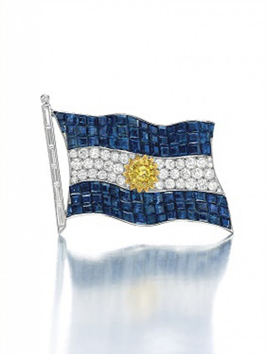CHRISTIE'S FALL AUCTION OF MAGNIFICENT JEWELS, OCTOBER 15