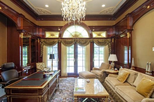 $15.9 Million Extraordinary Custom Built French Château