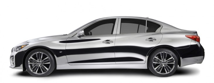 Zac Posen and Thom Browne Custom Design Infiniti Q50's for Exclusive Gilt Sale