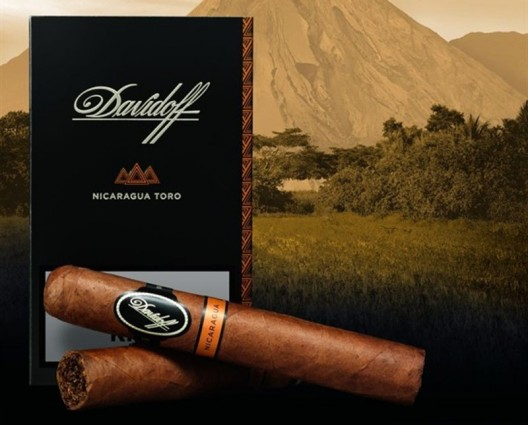 Davidoff launches a line of bitter sweet Nicaragua Cigars