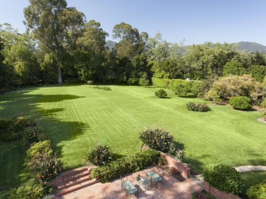 Drew Barrymore's Montecito California Home Where She Married on Sale