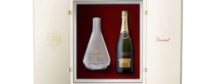 French Wining Duo – Duval-Leroy and Baccarat