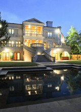 Grand Newer Mediterranean Estate at Barnaby Road, LA on Sale