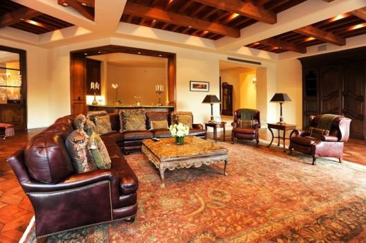 Grand newer Mediterranean estate at 534 Barnaby Road