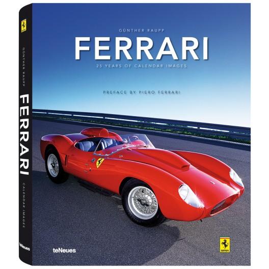 Take a Trip Down Memory Lane With $2,500 Collector's Edition Ferrari Book