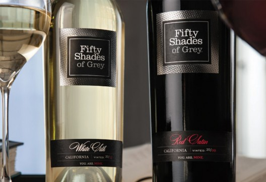 'Fifty Shades of Grey' Wine From Author E.L. James