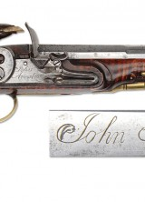 Exclusive Antiques at Julia's Outstanding Fall Firearms Auction