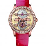 Girard-Perregaux Tourbillon With Three Gold Bridges, Lady