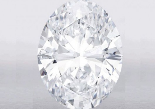 Greatest White Diamond Ever to Appear at Auction at Sotheby's Hong Kong