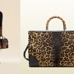 Perfect Accessory for Every Occasion – Gucci Bamboo Shopper Jaguar Print Tote