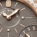 New Harry Winston's Ocean Biretrograde Watch