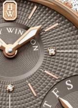 New Harry Winston's Ocean Biretrograde Watch