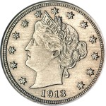 Rare Hawaii Five-O 1913 Nickel Could Fetch $4 Million at Heritage Auctions