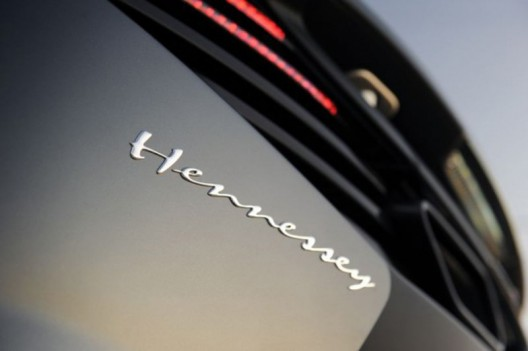 Hennessey upgrades the lightning fast McLaren MP4-12C to go even faster