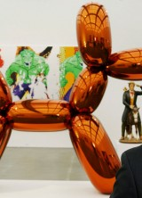 Jeff Koons' Balloon Dog Sculpture Leads at Christie's Post-War and Contemporary Art Evening Sale