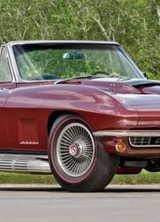 Rare Corvette Sold For $3,200,000 At Mecum