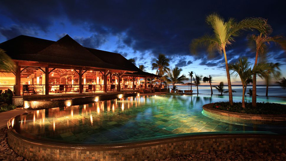 The staggering LUX* Le Morne resort in Mauritius