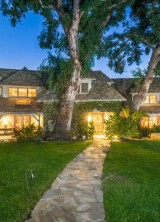 Reduced Price for Larry David's 'Hobbit' – style Los Angeles Home