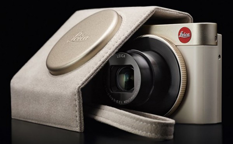 Audi designs a camera – The Leica C