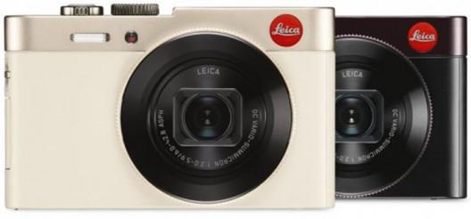 Audi designs a camera – The Leica C