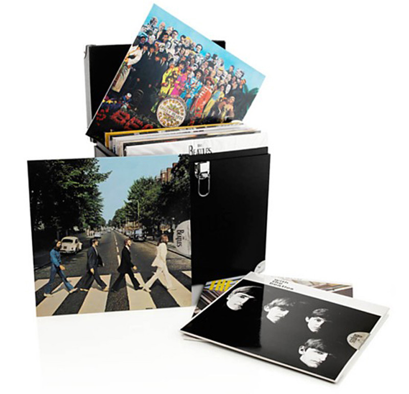 Limited Edition Set For the Fashion-Forward Beatles Fanatic