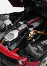 An Incredibly Detailed Limited Edition LaFerrari 1:8 Scale Model