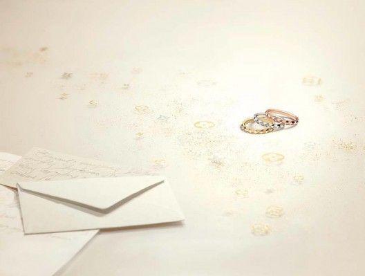 Louis Vuitton wedding bands to embark on a lifetime journey filled with LV-love