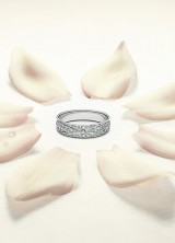 Louis Vuitton's  New Collection of Contemporary Wedding Bands