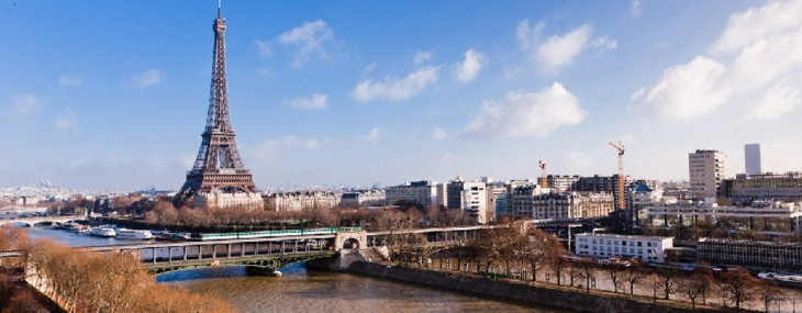 €45 Million for Luxury Parisian Penthouse on Avenue du President Kennedy