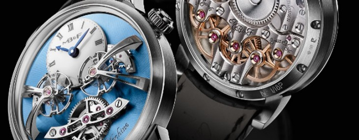MB&F Legacy Machine 2