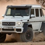 Mercedes-Benz G63 AMG 6×6 Will Cost $610,000