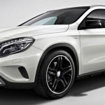 Mercedes GLA Edition 1 Series
