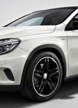 Mercedes GLA Edition 1 Series
