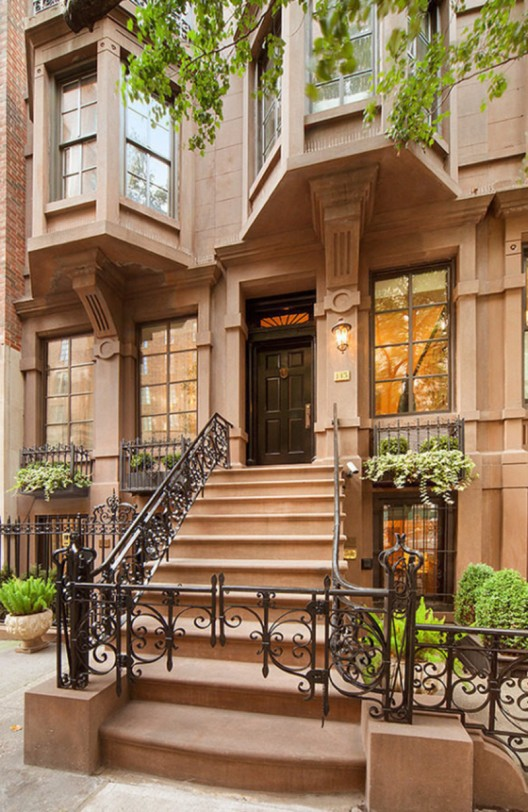 Michael Feinstein's NYC Townhouse Combo on Sale for $17.9 Million