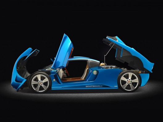 Montecarlo Automobile Rascasse - the First ecological Supercar Delivered in Germany