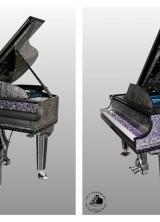 New York Serenade – The Million Dollar Custom Piano