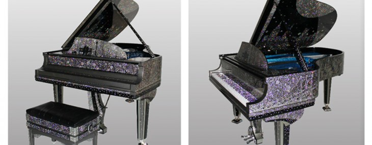 New York Serenade – The Million Dollar Custom Piano