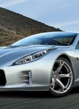 Redesigned 2013 Nissan 370Z