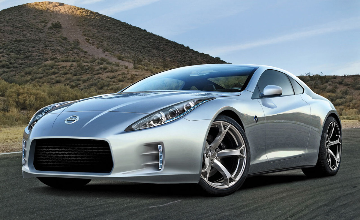 Nissan 370Z Decoded