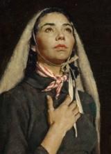 Norman Rockwell's Song of Bernadette Headlines HA's Illustration Art Event