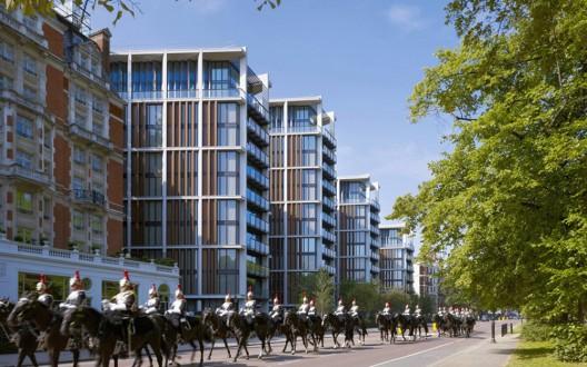 $8.3 Million Luxury London Apartment Repossessed