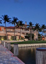 $32.5 Million Palatial Palm Beach Premier Estate